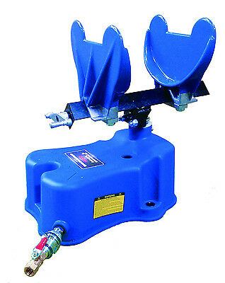 (Astro Pneumatic 4550A Air Operated Paint Shaker  -  Newer Model)