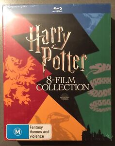 NEW Harry Potter 8-film Collection plus Fantastic Beasts