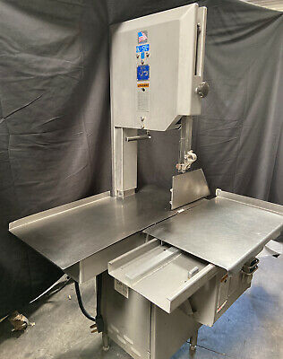Biro 1433 Meat Saw Bone Cutter Processing Band Saw Great Condition 2hp 3ph