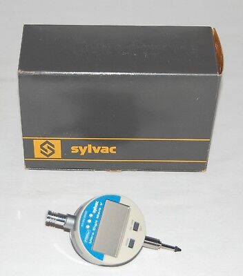 Fowler Sylvac Ultra Digit Mark V Indicator 0-12 12.5mm Range Precision Swiss