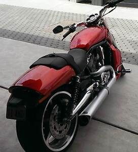 2012 HARLEY DAVIDSON V-ROD MUSCLE Point Cook Wyndham Area Preview