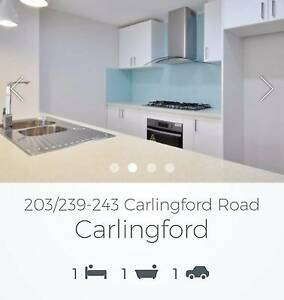 1 Bdrm Unit Opposite Carlingford Court Carlingford The Hills District Preview