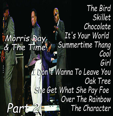 Best Of The Time & Morris Day Part 2 DJ Compilation Mix