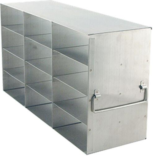 """Upright Freezer Racks For 2"""" Boxes, UF-342"""