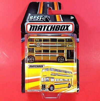 2016 MATCHBOX Best of the World - Routemaster Bus No. 28 - Double Decker