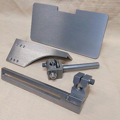 D-d Worktool Rest For Grizzly G1015 2 X 72 Knife Belt Grinder - 10 Table