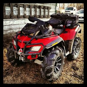 2009 Can-Am Outlander 800R ATV