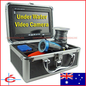Compact Underwater Video Fishing Camera, Fish Finder, 7