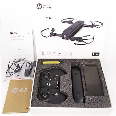 Blessed Stone HS161 Foldable FPV 1080p HD Camera Drone + Fast Free Shipping
