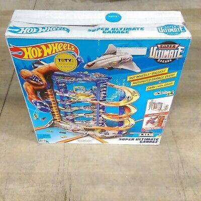 Hot Wheels Super Ultimate Garage Playset