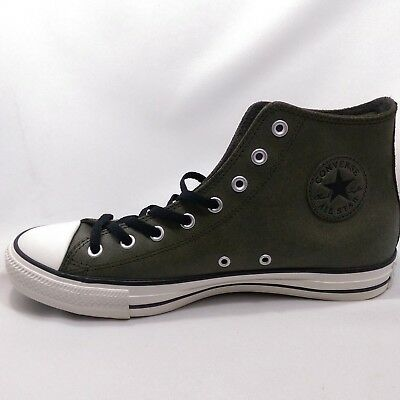 Converse All Star Chuck Taylor Green Mens Size 11 High Top Boot Lace Up Sneaker