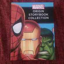 Marvel - Origins Storybook Collection hulk Thor ironman Spiderman Loganlea Logan Area Preview