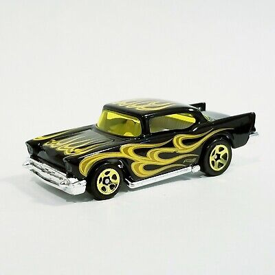 Hot Wheels '57 Chevy Flames 6/10 #9/250 Loose