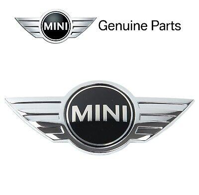 "Mini Cooper 2007 2008 2009 2010 2011 2012 Genuine Mini Emblem - ""MINI"" for Hood"