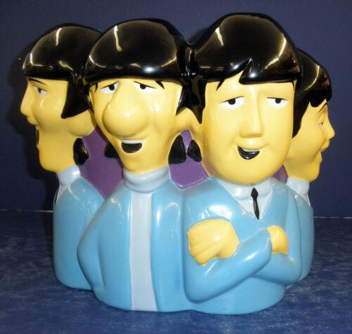 Vandor Animated Beatles Cookie Jar: #64942  - from 2005- New in Box