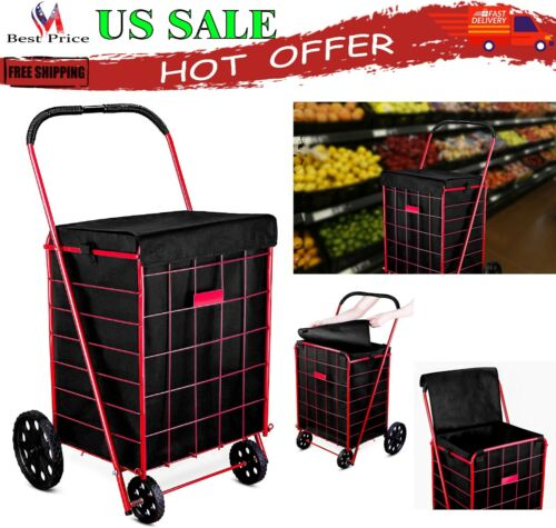 Shopping Cart Liner 18 X 15 X 24 Square Bottom Fits Into Standard Shopping Cart
