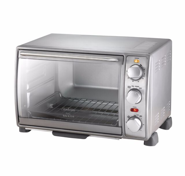 Sunbeam Pizza Bake & Grill™ 19L  Bake, roast, toast and grill delicious meals