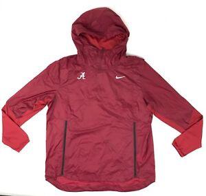 ae181c98476 Nike Alabama Crimson Tide Lightweight Fly Rush Jacket Men s L Red 908418   115