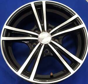 PAIR OF (2) SPEEDY 15x6 5/114.3 et40 IMPULSE Ferntree Gully Knox Area Preview