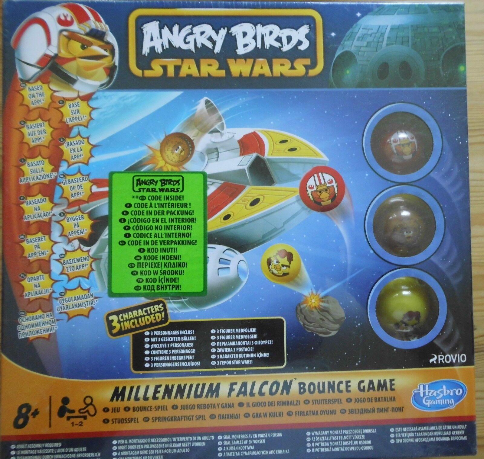 ANGRY BIRDS  STAR WARS     /    HASBRO     (OVP)