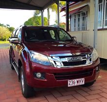 2013 Isuzu D-Max Ute ready for Nomads to hook up a caravan & go. North Mackay Mackay City Preview