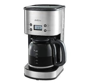 Sunbeam PC7900 Stainless Drip Filter Coffee Machine