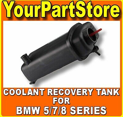 Coolant Recovery Overflow Tank Reservoir Radiator Bottle for BMW 540 740 750 840