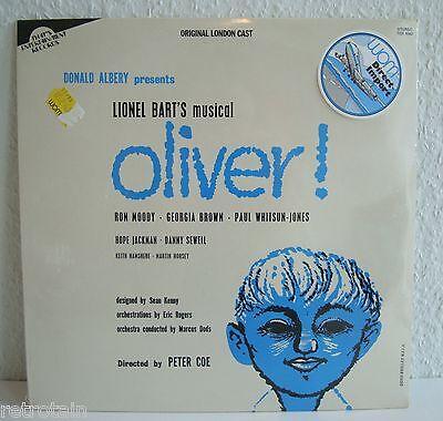 Lionel Bart's Musical | Oliver! | Decca TER-1042 | LP: NEU | Cover: NEU | Vinyl