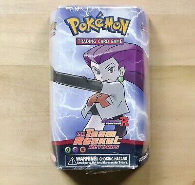 2004 Pokemon SEALED EX Team Rocket Returns JESSIE Theme Deck Card Game Pack LOOK