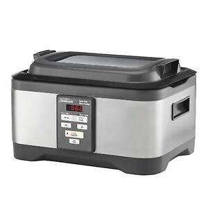 Sunbeam MU4000 Duos™ Sous Vide & Slow Cooker