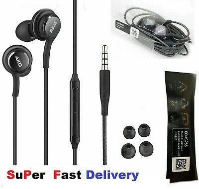 OEM Original Samsung Galaxy S10 S9 S8 Plus Note 8 AKG EarBuds Headphones Headset