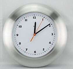 New! Bright Modern Design 11.5 Inch Wall Clock From Bai Designs-BIA954.MO