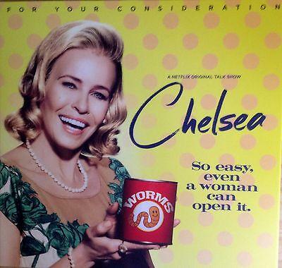 Chelsea Handler   So Easy Even A Woman Can Open It  2017 Netflix Fyc Viewer Dvd
