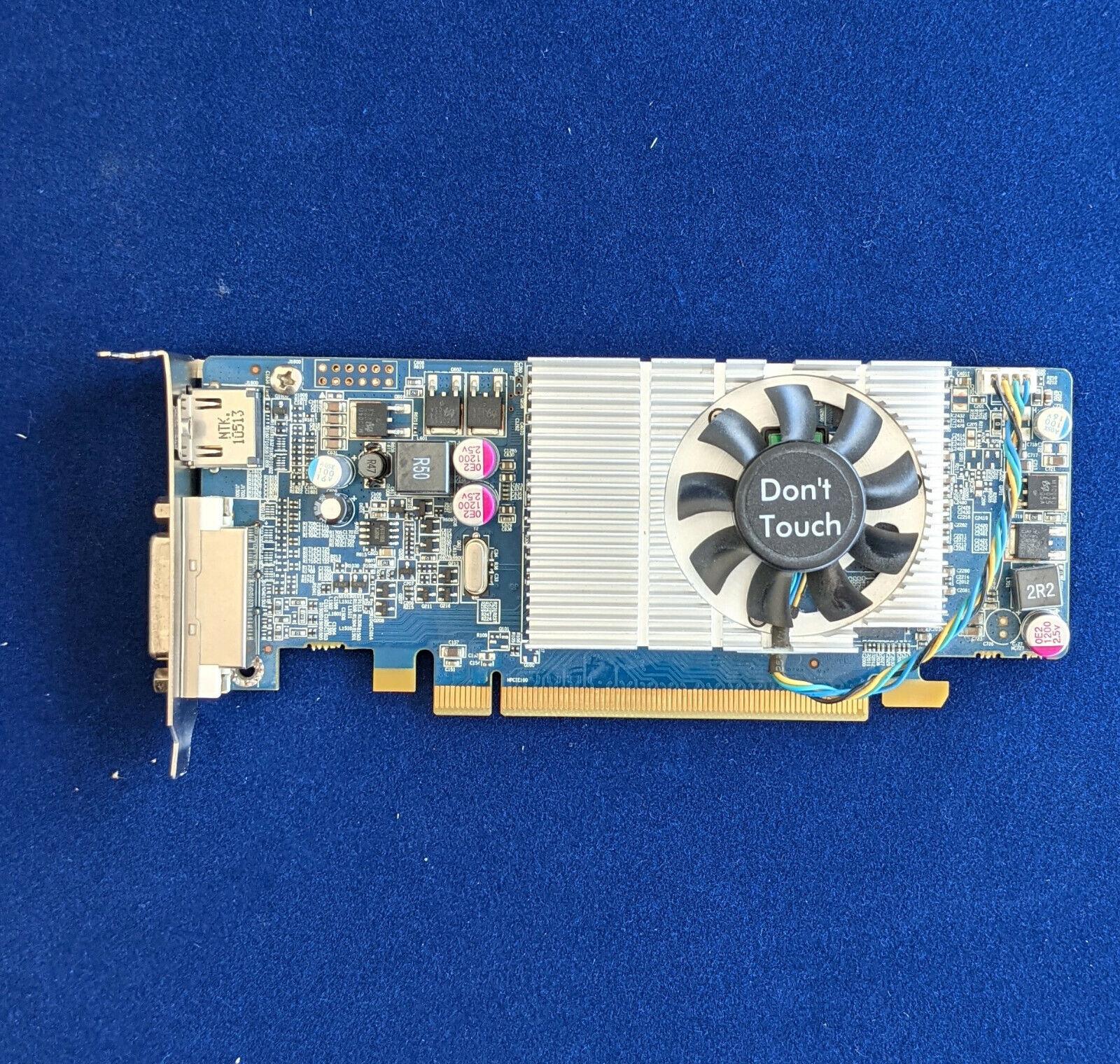 Grafikkarte Low Profile ATI Radeon HD6570, 1GB DDR3 DVI/HDMI, geprüft