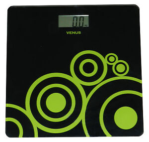 VENUS DIGITAL WEIGHING MACHINE DIGITAL LCD /PERSONAL HEALTH BATHROOM SCALE available at Ebay for Rs.594