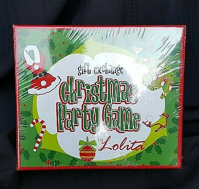 **Gift Exchange *CHRISTMAS PARTY GAME* Bring to a Holiday Party!*