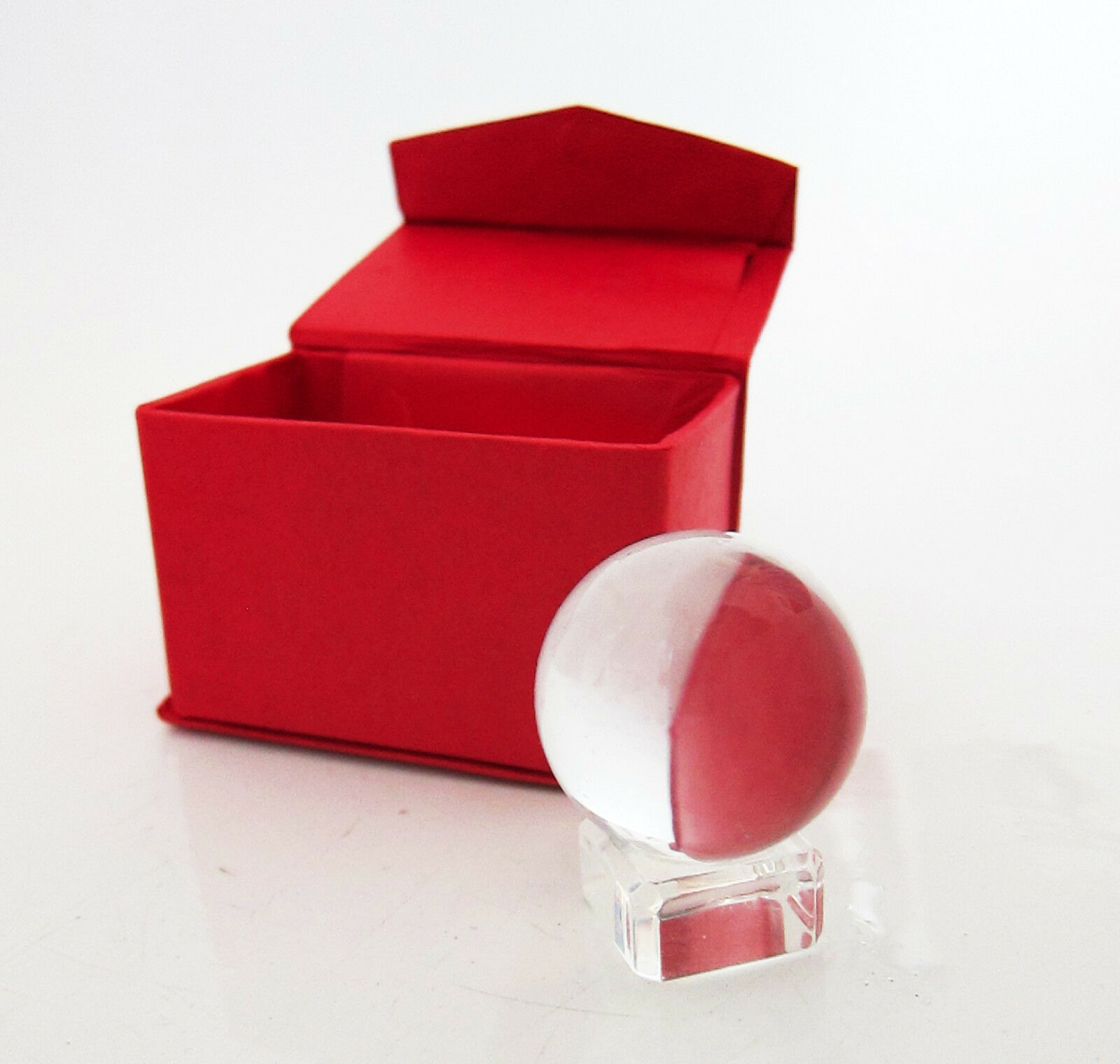 30mm Feng Shui Crystal Glass Ball Граненый хрустальный шар диаметр 30 мм