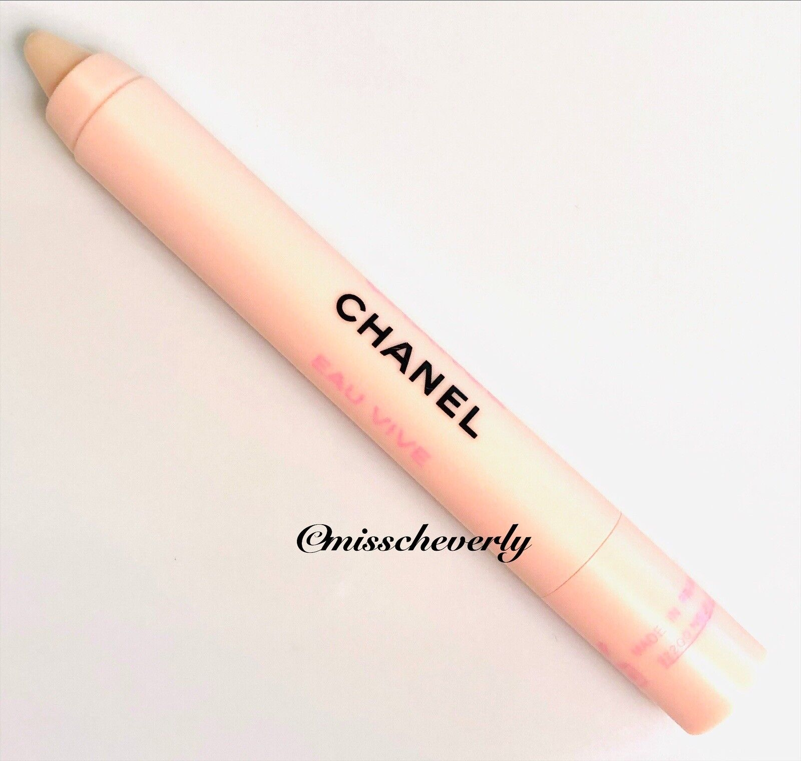 CHANEL Chance Eau Vive CRAYON Solid Fragrance AUTHENTIC NEW