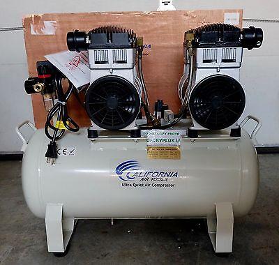 New California Air Tools 4 Hp Ultra Quiet And Oil Free Air Compressor 1740 220v