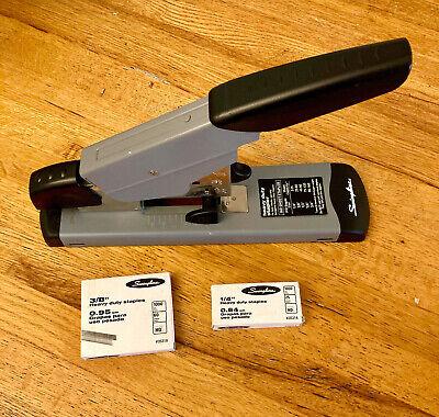 Swingline Heavy Duty Stapler 160 Sheet Durable Office Stapler Model 39005