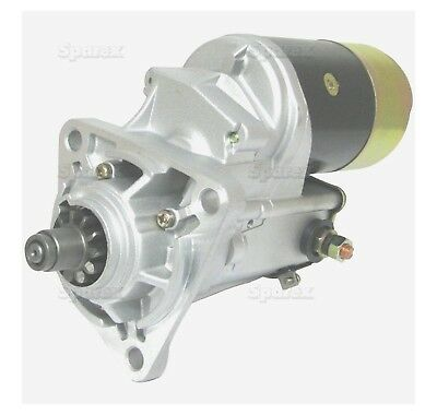 60353 Starter D8nn11000ce Ford 2000 230a 231 233 234 Fordson Major Power Major
