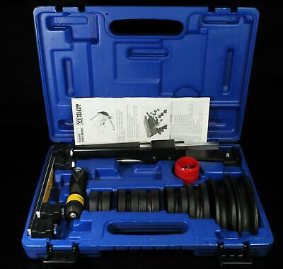Yellow Jacket 60331 Ratchet Hand Tubing Bender Kit With Cutter Hvac Tool