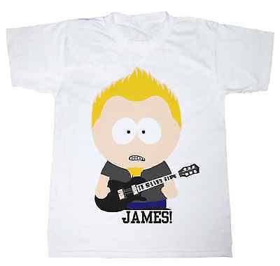 T-Shirt South Park with James Hetfiled Seven Dwarfs Sweatshirt Hood