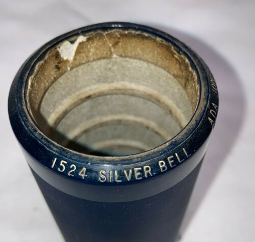 """Edison Cylinder Record #1524 """"Silver Bell""""  EX Condition"""