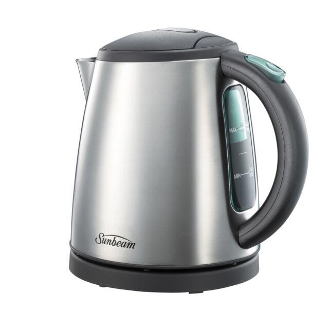SUNBEAM Bella Aqua Cordless Fast Boil Kettle 1L 1800w KE7110