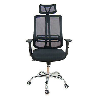 Sedia ufficio girevole MESH direzionale operativa ergonomica supporto lombare
