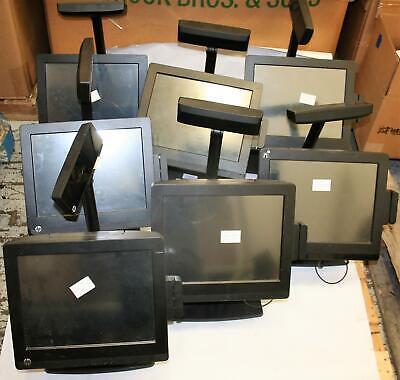 7x Hp 17 Rp7 Retail 7800 Pos Celeron G540 2.5ghz 4gb 320gb W Customer Ds Look