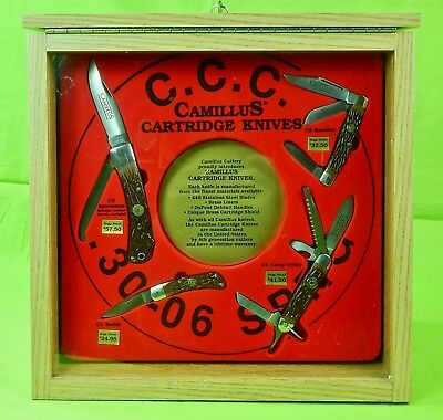 Camillus Store Knife Display - Buyitmarketplace com