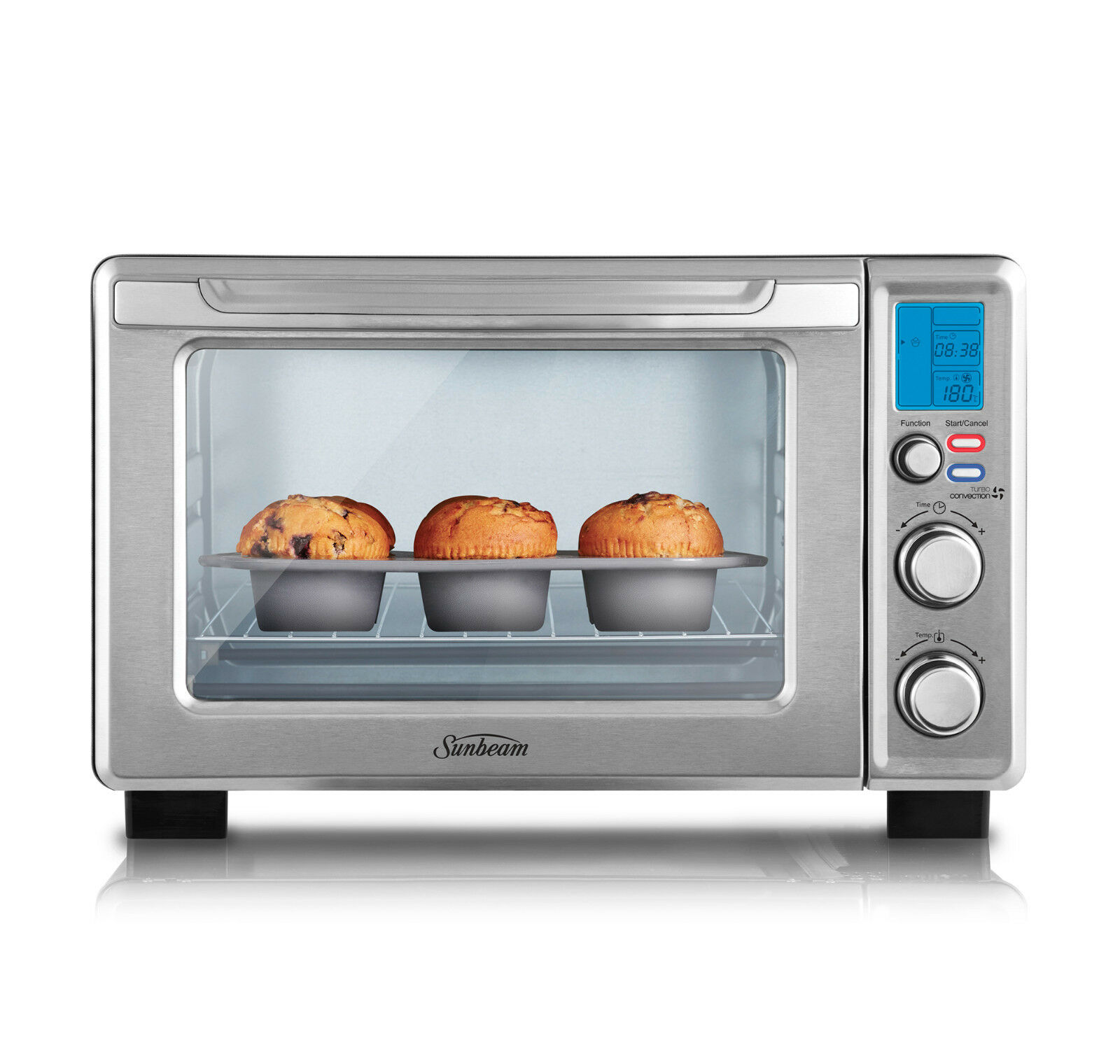 Sunbeam Co3000 Nutrioven Convection Oven With Bake Roast