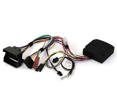 JVC Radio Lenkrad Fernbedienung Mercedes W169 W245 W203 W209 CAN Radio Adapter